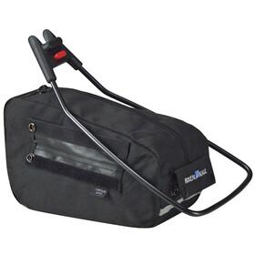 KlickFix Contour Sac porte-bagages, black